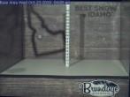 Archived image Webcam Snow Cam Brundage Base 22:00