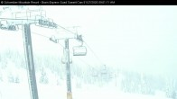 Archived image Webcam Schweitzer Mountain Resort, Basin Express 04:00
