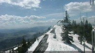 Archiv Foto Webcam Berggrat Ridge in Bridger Bowl 06:00