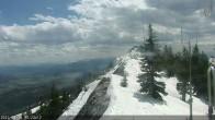 Archiv Foto Webcam Berggrat Ridge in Bridger Bowl 08:00