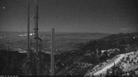 Archiv Foto Webcam Bridger Bowl, Blick von der Wetterkamera 20:00