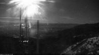 Archiv Foto Webcam Bridger Bowl, Blick von der Wetterkamera 00:00