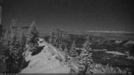 Archiv Foto Webcam North Ridge - Bridger Bowl 22:00