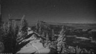 Archiv Foto Webcam North Ridge - Bridger Bowl 00:00
