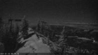 Archiv Foto Webcam North Ridge - Bridger Bowl 18:00