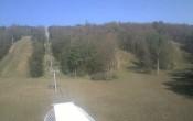 Archiv Foto Webcam Galaxy Triple Sessellift - Skigebiet Bristol Mountain 02:00