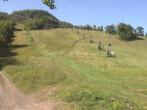 Archived image Webcam Hunter Mountain - Base Station 08:00