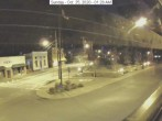 Archiv Foto Webcam Point Park in Old Forge 19:00
