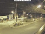 Archiv Foto Webcam Point Park in Old Forge 22:00