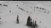 Archiv Foto Webcam Mt Bachelor: Sunrise Express 08:00