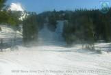 Archiv Foto Webcam Mt Hood Meadows Ski Resort Talstation 01:00