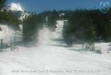 Archiv Foto Webcam Mt Hood Meadows Ski Resort Talstation 03:00