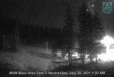 Archiv Foto Webcam Mt Hood Meadows Ski Resort Talstation 00:00