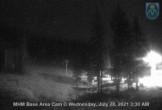 Archiv Foto Webcam Mt Hood Meadows Ski Resort Talstation 02:00