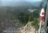 Archiv Foto Webcam Bergstation Mt. Hood Express 23:00