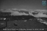 Archived image Webcam Bottom of Vista Express 19:00