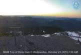Archiv Foto Webcam Ende des Vista Express 01:00
