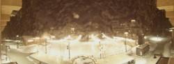 Archiv Foto Webcam Ortszentrum, Stowe 18:00