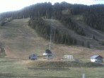 Archiv Foto Webcam White Pass: Talstation 01:00