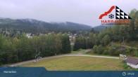 Archiv Foto Webcam Sprungschanzenanlage am Teufelsberg 03:00