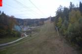 Archiv Foto Webcam Bergstation des Sessellifts Cerny Vrch (Ještěd) 02:00