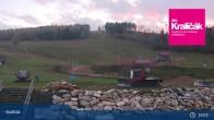 Archived image Webcam Ski Kraličák Hynčice pod Sušinou 21:00