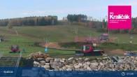 Archived image Webcam Ski Kraličák Hynčice pod Sušinou 01:00