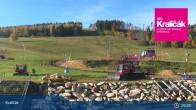 Archived image Webcam Ski Kraličák Hynčice pod Sušinou 03:00