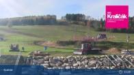 Archived image Webcam Ski Kraličák Hynčice pod Sušinou 05:00