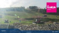 Archived image Webcam Ski Kraličák Hynčice pod Sušinou 07:00