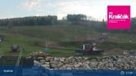 Archived image Webcam Ski Kraličák Hynčice pod Sušinou 11:00