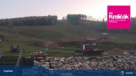 Archived image Webcam Ski Kraličák Hynčice pod Sušinou 13:00
