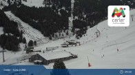 Archiv Foto Webcam Cerler - Cota 2.000 03:00