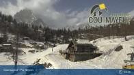 Archiv Foto Webcam Courmayeur - Pra Neyron 16:00