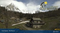 Archiv Foto Webcam Courmayeur - Pra Neyron 03:00