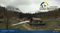 Archiv Foto Webcam Courmayeur - Pra Neyron 07:00