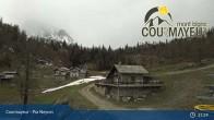 Archiv Foto Webcam Courmayeur - Pra Neyron 09:00