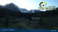 Archived image Webcam Courmayeur - Pra Neyron Chair Lift 19:00