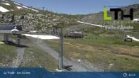 Archiv Foto Webcam La Thuile - Gondel Les Suches 05:00