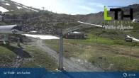 Archiv Foto Webcam La Thuile - Gondel Les Suches 09:00