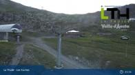 Archived image Webcam La Thuile - Les Suches Gondola 19:00