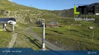 Archived image Webcam La Thuile - Les Suches Gondola 01:00