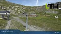 Archived image Webcam La Thuile - Les Suches Gondola 05:00