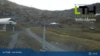 Archived image Webcam La Thuile - Les Suches Gondola 21:00