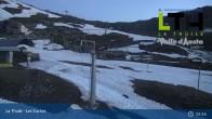 Archived image Webcam La Thuile - Les Suches Gondola 23:00