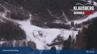 Archiv Foto Webcam Klausberg - Skiworld Ahrntal - Klaussee 19:00