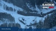 Archiv Foto Webcam Klausberg - Skiworld Ahrntal - Klaussee 23:00