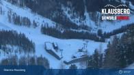 Archiv Foto Webcam Klausberg - Skiworld Ahrntal - Klaussee 01:00