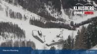 Archiv Foto Webcam Klausberg - Skiworld Ahrntal - Klaussee 03:00