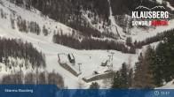 Archiv Foto Webcam Klausberg - Skiworld Ahrntal - Klaussee 05:00
